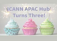 APAC | ICANN APAC Hub Turns Three | English