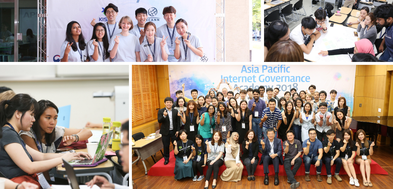 Asia Pacific Internet Governance Academy 2018