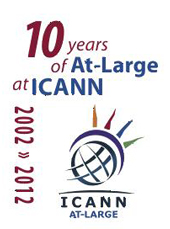 10 years of At-large at ICANN