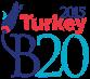 B20 in Turkey 2015 Logo