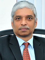 Photograph of Satish Babu – ALAC Representative; Asia/Australia/Pacific Region