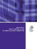 Beginner's Guide to Policy Advice in the At-Large Advisory Committee