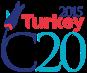 C20 in Turkey 2015 Logo