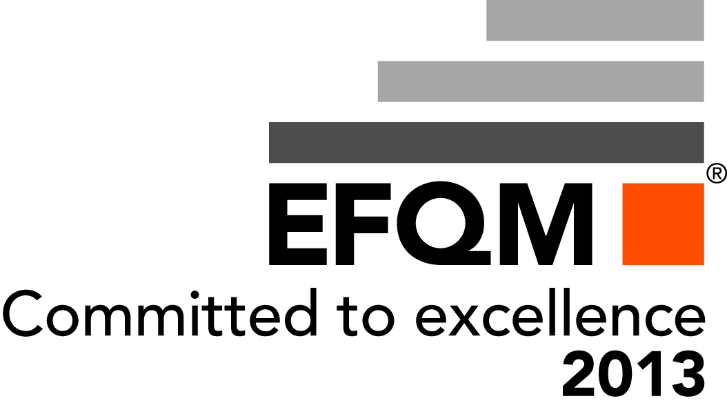 EFQM - Commitment to Excellence Graphic