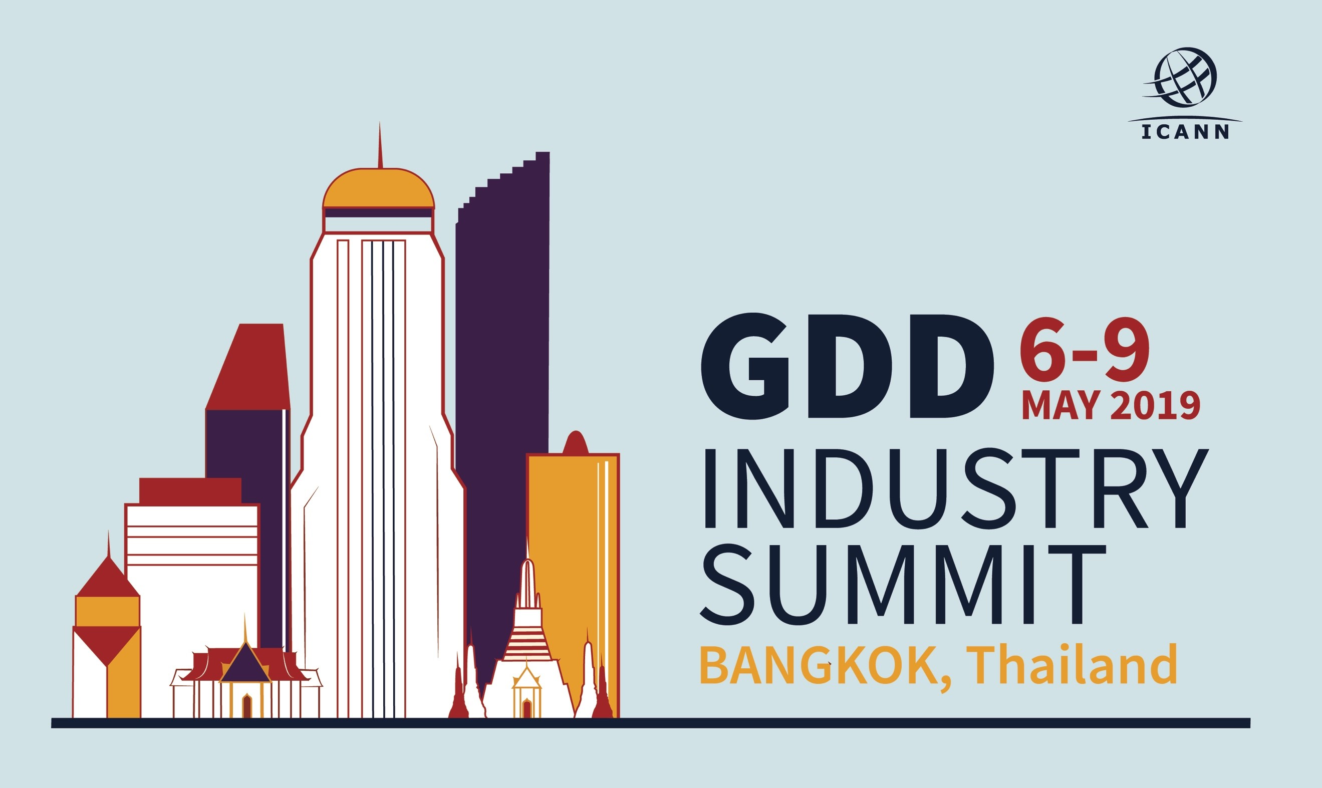 GDD Industry Summit | Bangkok, Thailand | 6-9 May 2019
