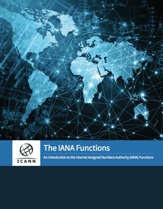 The IANA Functions