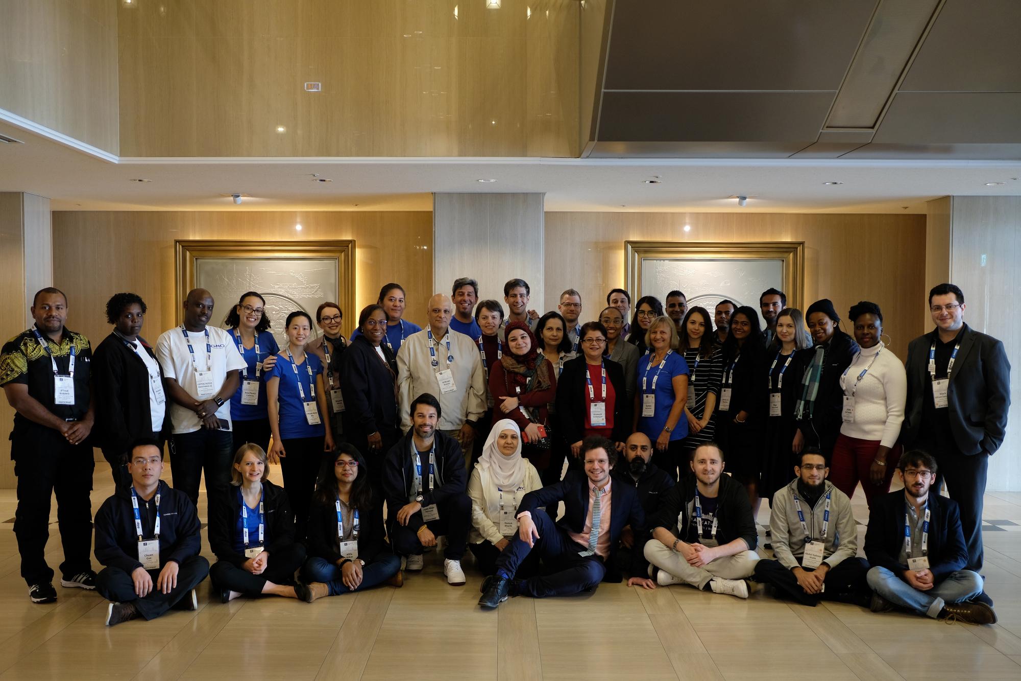 Photo of Fellowship Participants