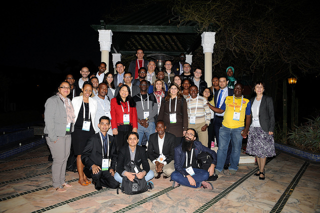 Photo of Fellowship Participants