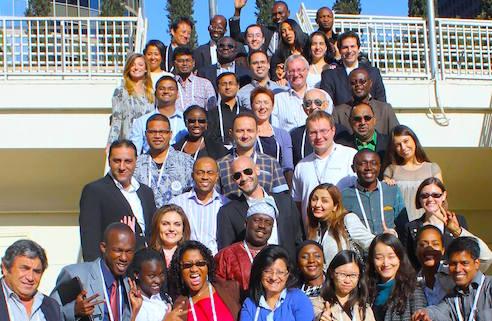 ICANN 51 Fellows Group Photo