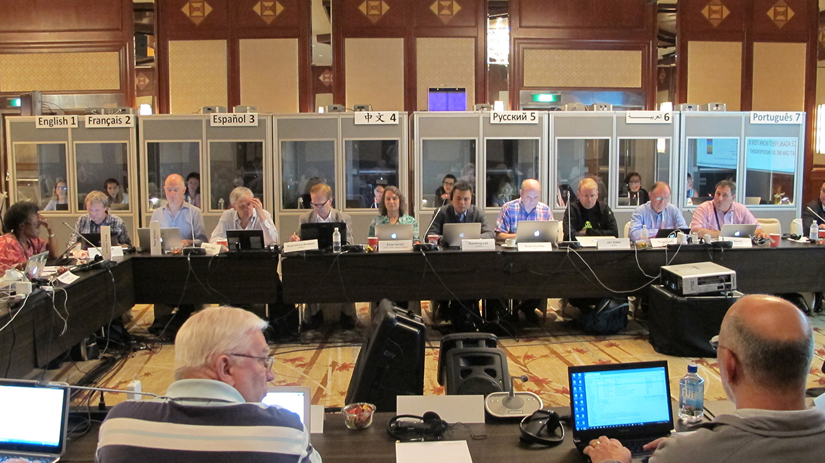 ICANN 52 Attendees | Photo 1