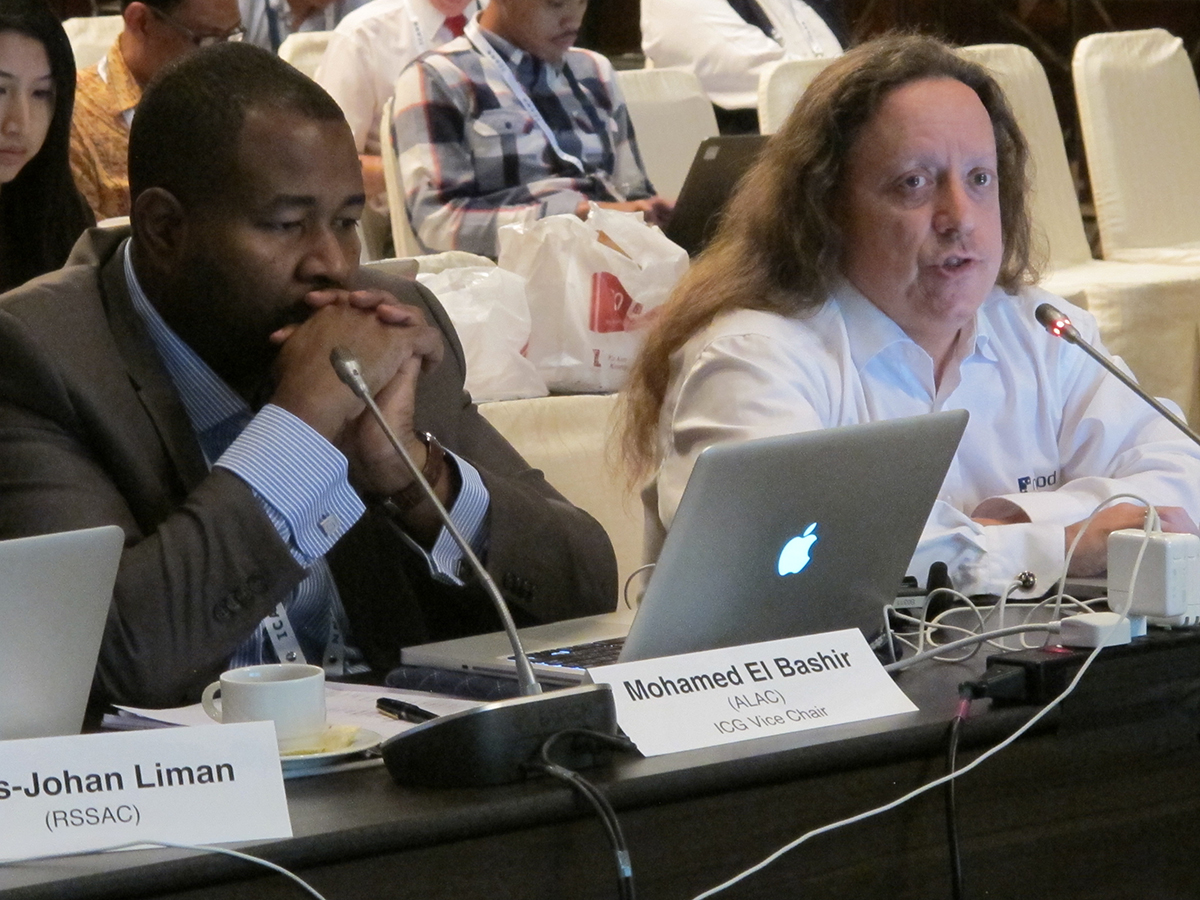 ICANN 52 Attendees | Photo 3