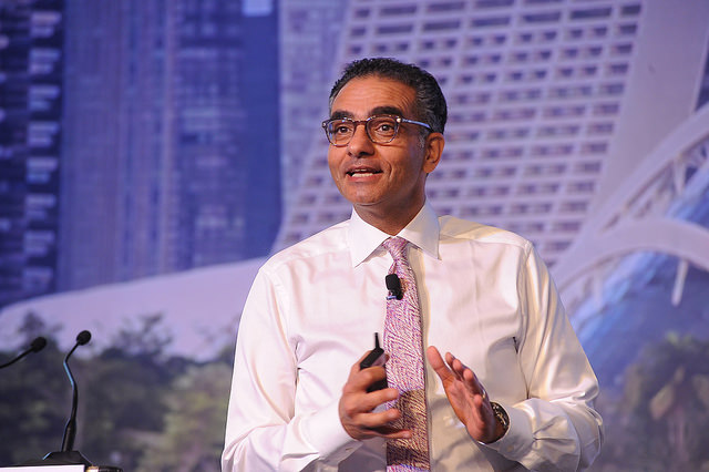 ICANN's President and CEO, Fadi Chehadé, at ICANN 52 | Singapore Welcome Ceremony