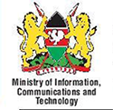 Logo of Ministry of Information, Communications and technology