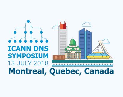 ICANN DNS Symposium | 13 July 2018