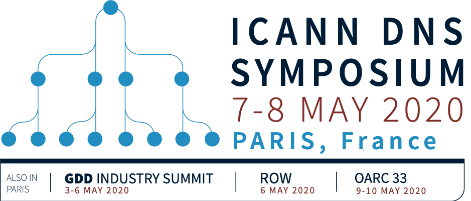 ICANN DNS Symposium (IDS) | Paris | 7-8 May 2020