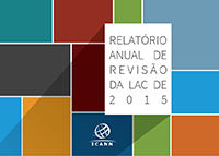 LAC | Year In Review Report 2015 | Portuguese