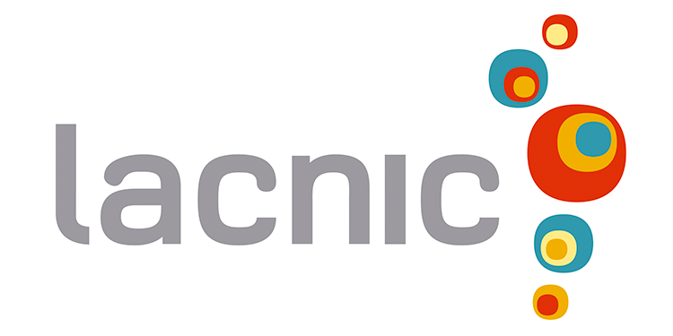 Latin American and Caribbean Internet Addresses Registry (LACNIC) Logo