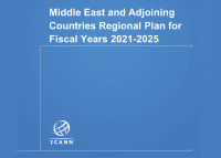 Middle East REGIONAL PLAN | English