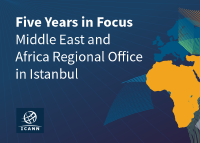 Middle East and Africa | Five Years in Focus | English