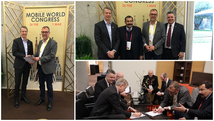 GSMA and ICANN Sign Memorandum of Understanding at GSMA Mobile World Congress
