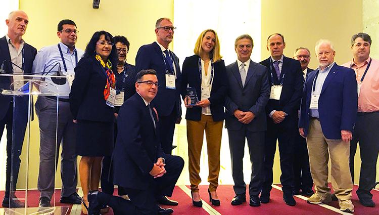 ICANN announces Stéphane Van Gelder as 2018 Multistakeholder Ethos Award recipient