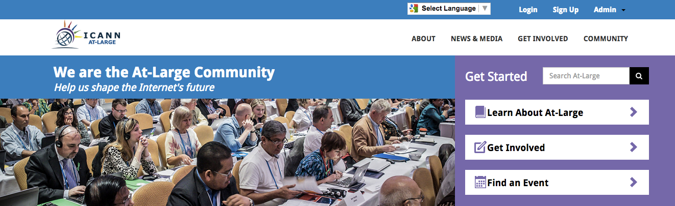 New At-Large Website Beta to Launch at ICANN54