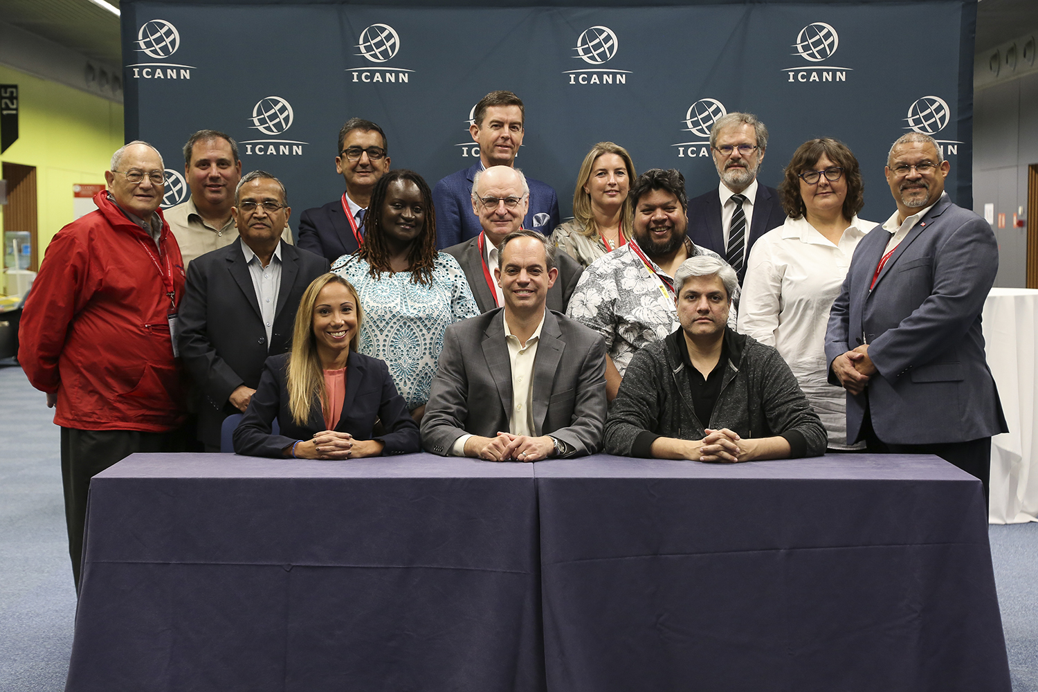 Group Photo of the 2019 Nominating Committee (NomCom) Members