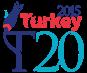 T20 in Turkey 2015 Logo