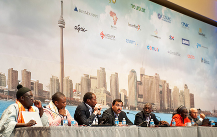 Africa Initiative Unveiled at Toronto Meeting