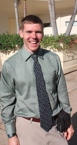 Ben Towne, Ph.D. candidate at Carnegie Mellon University in Pittsburgh, Pennsylvania and ICANN stakeholder