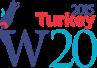 W20 in Turkey 2015 Logo