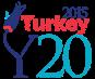 Y20 in Turkey 2015 Logo