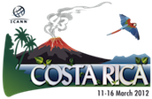 ICANN 43 Costa Rica Meeting Logo