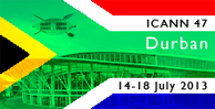 Logo of ICANN 47 Meeting in Durban