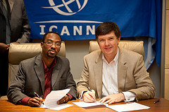 ICANN Formalizes Relationship with ccTLD Manager for Haiti (.HT)