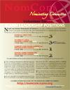 Nominating Committee 2007 Brochure