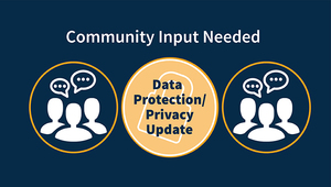 Hero1 gdpr data protection privacy update community input needed 750x425 13apr18 en