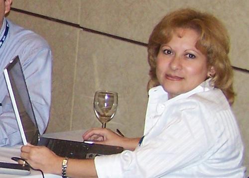 Edna Samudio, Panama