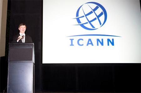 Paul Twomey, ICANN CEO