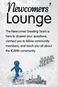 Newcomers Lounge, Silicon Valley | ICANN