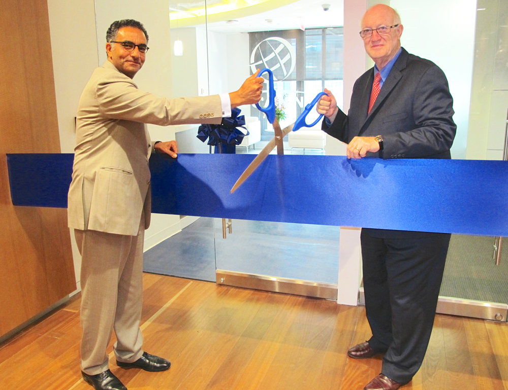 ICANN's New Washington, D.C. Office is Now Open